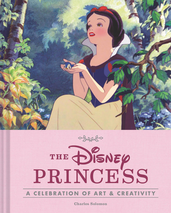 DISNEY PRINCESS CELEBRATION OF ART & CREATIVITY HC