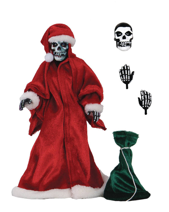 THE MISFITS HOLIDAY FIEND 8IN CLOTHED AF