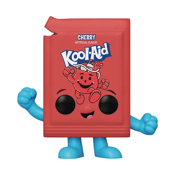 POP KOOL AID ORIGINAL KOOL AID PACKET VINYL FIGURE
