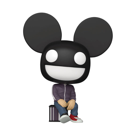 POP ROCKS DEADMAU5 VINYL FIGURE