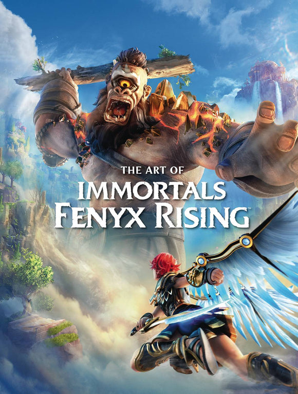 ART OF IMMORTALS FENYX RISING HC