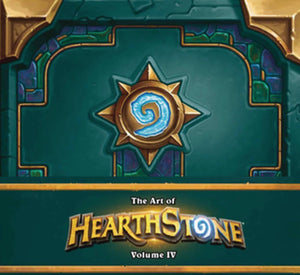 ART OF HEARTHSTONE YEAR OF RAVEN HC
