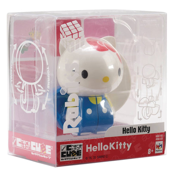 RUBIKS CHARACTION CUBE HELLO KITTY