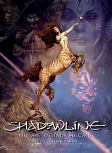 Shadowline: The Art of Iain McCaig