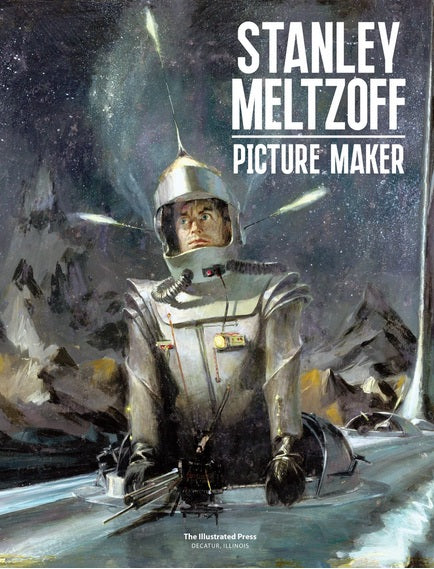 The Life and Art of Stanley Meltzoff - PREORDER NOW