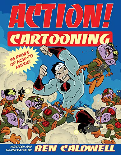ACTION CARTOONING TP