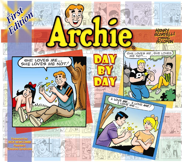 ARCHIE DAY BY DAY TP VOL 01