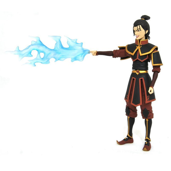 AVATAR THE LAST AIRBENDER FIREBENDER AZULA SERIES 2 ACTION FIGURE