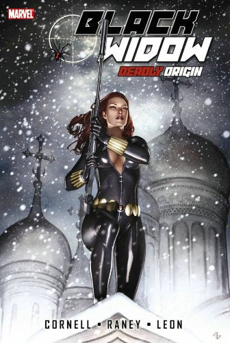 Black Widow: Deadly Origin Premiere HC Hardcover