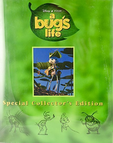A BUGS LIFE SPECIAL COLLECTORS EDITION HC