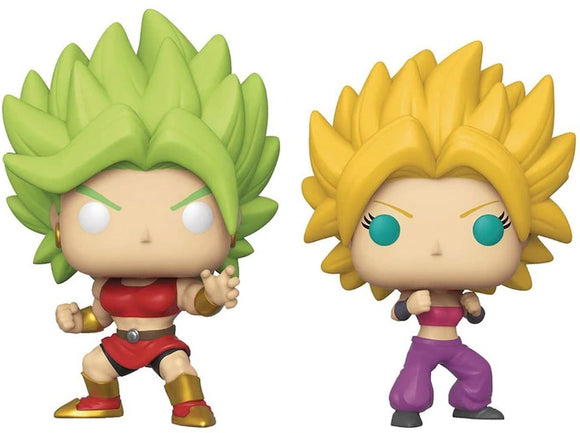 POP DRAGONBALL SUPER SS KALE & KAULIFLA 2PK