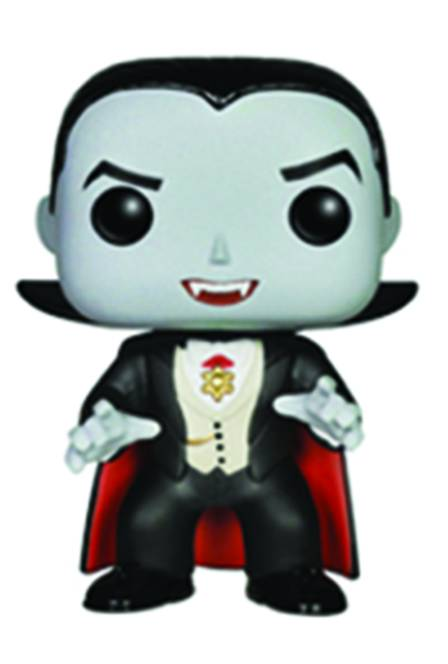 Dracula Universal Monsters Horror Pop