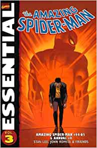 (USE JUL110766) ESSENTIAL SPIDER-MAN TP VOL 03