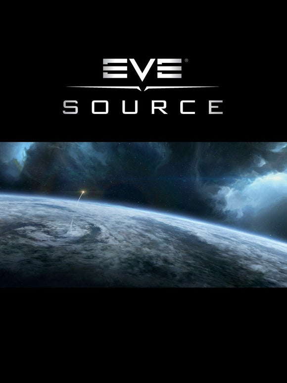 EVE: Source Hardcover