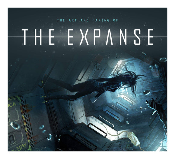 ART AND MAKING OF THE EXPANSE HC