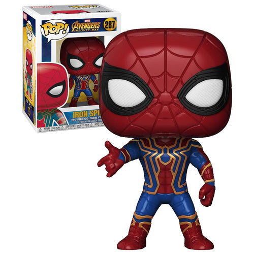 POP AVENGERS INFINITY WAR IRON SPIDER VINYL FIGURE