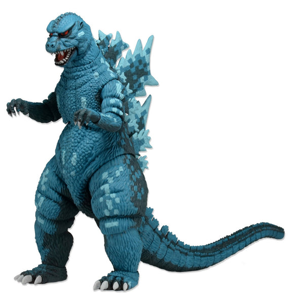 Godzilla 8Bit Video Game Figure