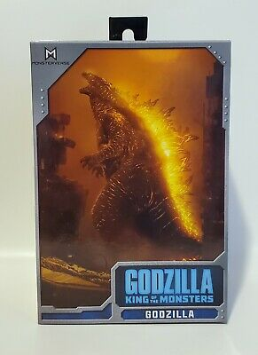 Godzilla 2019 Movie Burning Figure