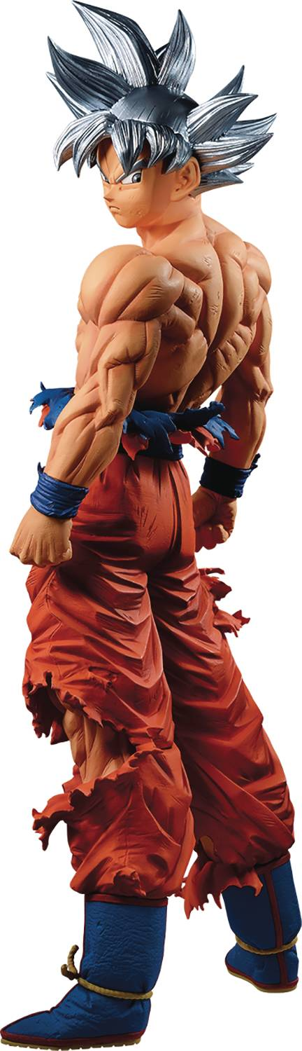 DRAGON BALL EXTREME SAIYAN SON GOKU ULTRA INSTINCT ICHIBAN FIGURE
