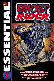 ESSENTIAL GHOST RIDER TP VOL 01