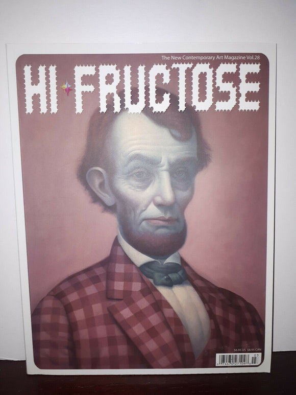 Hi Fructose 28 mark ryden and more Illustration art