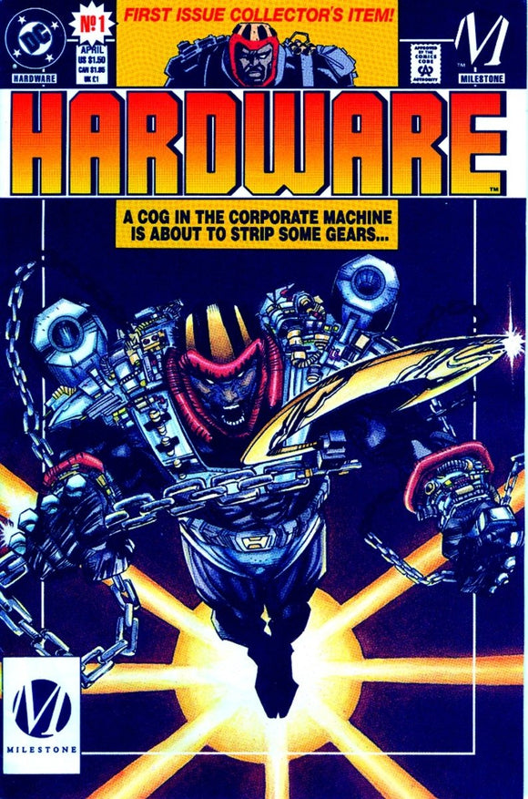 Hardware: The Man in the Machine