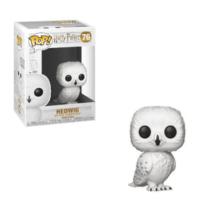 POP HARRY POTTER HEDWIG OWL POTTER VINYL FIGURE