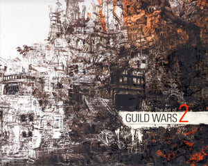 The Art of Guild Wars 2 Hardcover