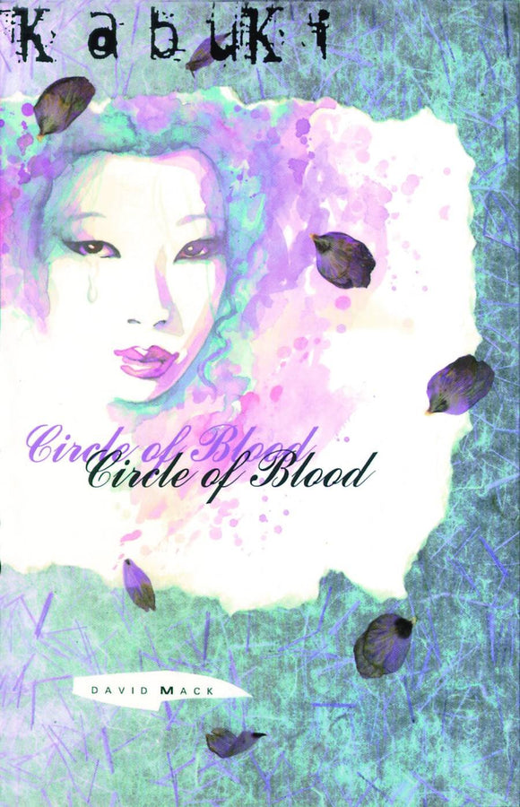 KABUKI TP VOL 01 CIRCLE OF BLOOD