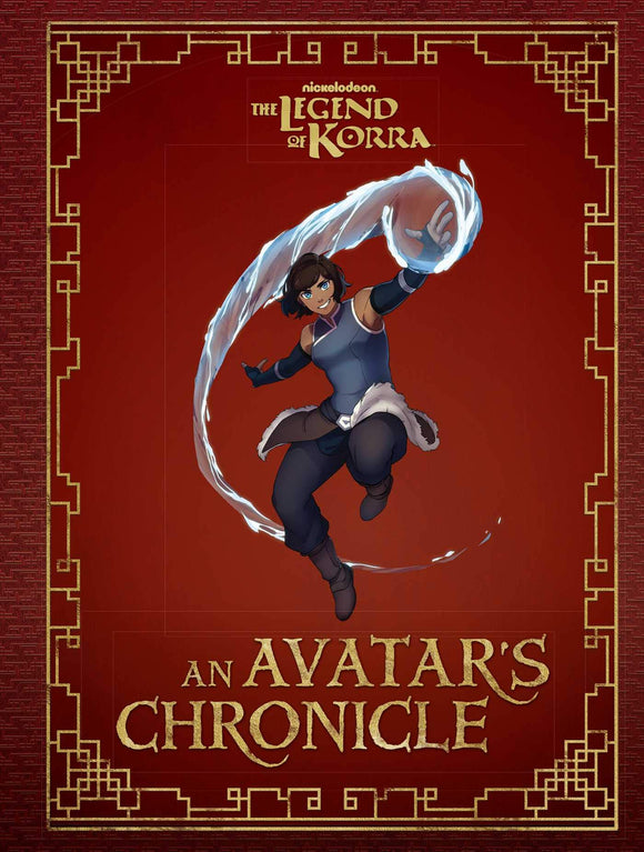 LEGEND OF KORRA AN AVATARS CHRONICLE HC