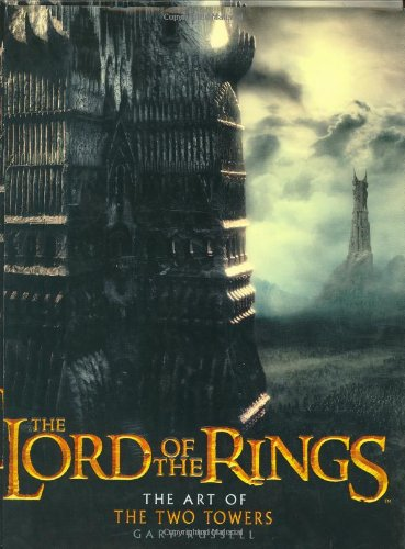 Art of Lord of the Rings: The Art of the Two Towers