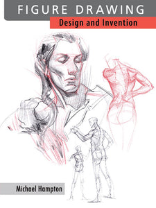 Figure Drawing Design & Invention by Michael Hampton