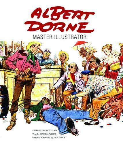 Albert Dorne : Master Illustrator