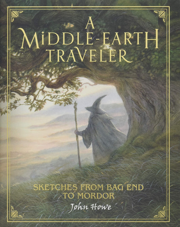 MIDDLE EARTH TRAVELER HC