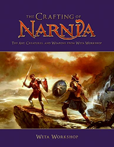 CRAFTING OF NARNIA HC