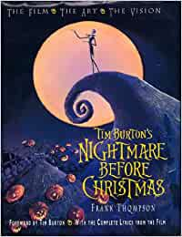 Art and Making of Tim Burton's A Nightmare Before Christmas NBX