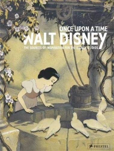 ONCE UPON A TIME WALT DISNEY HC