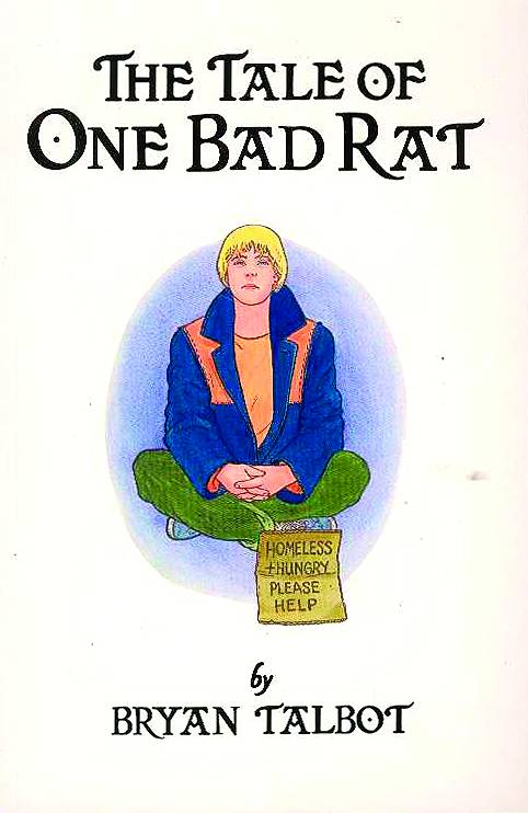 TALE OF ONE BAD RAT TP