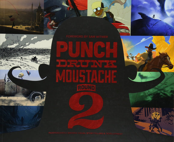 PUNCH DRUNK MOUSTACHE SC VOL 02