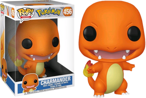 POP POKEMON CHARMANDER 10 inch VINYL FIGURE