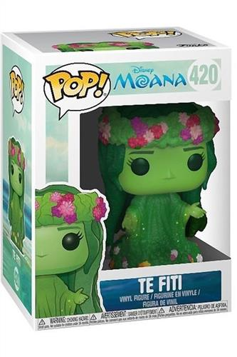 POP DISNEY MOANA TE FITI VINYL FIGURE
