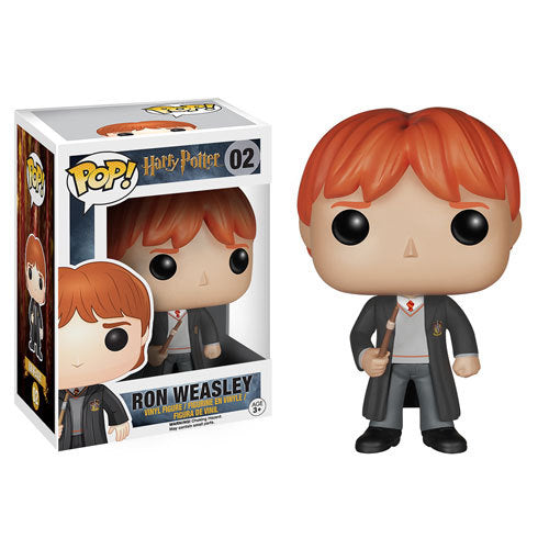 POP HARRY POTTER RON WEASLEY ORIGINAL VINYL FIGURE