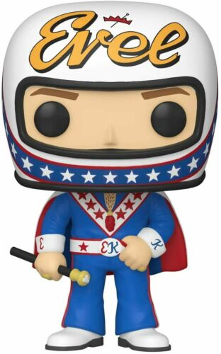 POP ICONS EVEL KNIEVEL W/CAPE CHASE VINYL FIGURE