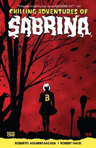 SABRINA CHILLING ADVENTURES TP VOL 01