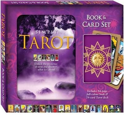Simply Tarot Cards and Book Set Gift Box