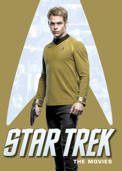 STAR TREK THE MOVIES VOLUME ONE