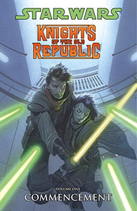 Star Wars: Knights of the Old Republic Volume1 - Commencement Paperback