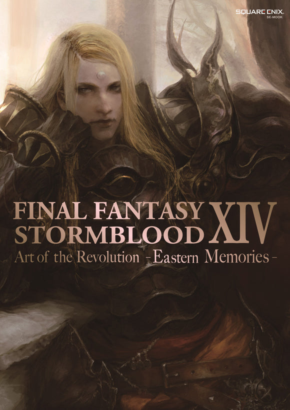 Final Fantasy XIV (14): Stormblookd- The Art of Revolution - Eastern Memories Official Art Book