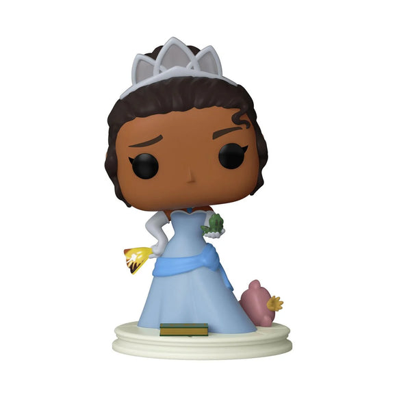 POP DISNEY ULTIMATE PRINCESS TIANA VINYL FIGURE