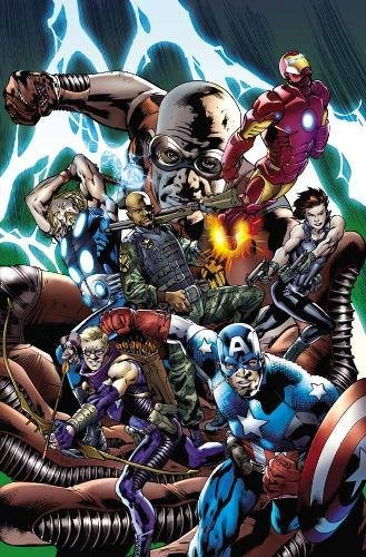 Ultimate Comics Avengers by Mark Millar Omnibus Hardcover
